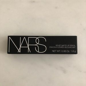 NWT NARS Velvet Matte Pencil Lipstick from Sephora